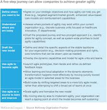why agility is imperative for healthcare organizations mckinsey
