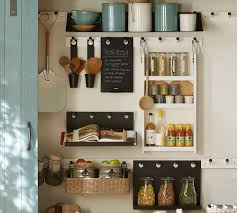 Office Wall Organization System by Organizing A Small Kitchen Without Pantry Amys Office