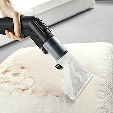 nettoyeur vapeur canapé comment nettoyer un canapé en tissu kärcher