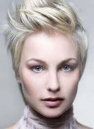 pic of back of spiky hair cuts short hairstyles combed back spiky hairstyle for women trendy