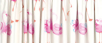 Light Pink Blackout Curtains Pretty Flamingo Ready Made Blackout Curtains At Laura Ashley