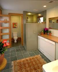 Basement Bathroom Laundry Room Combo Loft Remodel U0026 Condo Addition Trehus Architects
