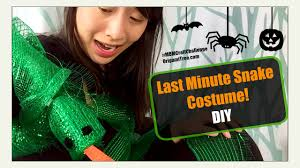 halloween snake mask halloween crafts diy last minute halloween costume snake made by
