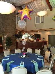 the sea decorations the sea party theme thedjservice albany ny wedding