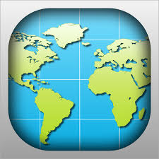 world map in world map 2018 on the app store