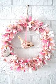 21 best wreaths ribbon tulle fabric images on pinterest tulle