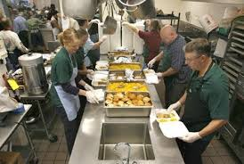 a community kitchen thanksgiving for one and all city