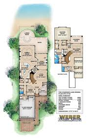 28 narrow lake house plans howard lot home plan lakefront with