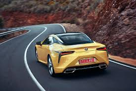lexus uk youtube new lexus lc500 review v8 grand tourer takes on 911 evo