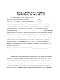 Power Of Attorney Legal Documents by Real Estate Power Of Attorney Form 7 Free Templates In Pdf Word