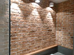 brick veneers cladding alternative uk feature walls the home