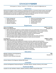 resume formats for engineers 3 amazing engineering resume exles livecareer
