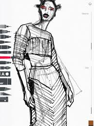 3 best apps for fashion illustration on ipad or android
