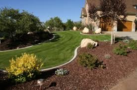 Garden Mulch Types - mulching wall mulch mulching landscaping mulches howell new