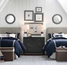 Nautical Themed Bedding 22 Guest Bedrooms With Captivating Twin Bed Designs