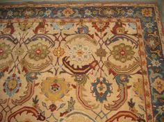 Ebay Pottery Barn Rugs Pottery Barn Millie Floral Multi Rug 5x8 5 X 8 Wool Sealed New