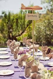 mariage voyage 15 inspirations pour un mariage sur le thème du voyage bloom