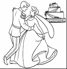 extraordinary disney princess coloring pages with cinderella