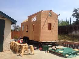 the eddy hajas tiny house experience 04 roof framing