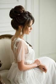 Hochsteckfrisurenen Glattes Haar by 80 Schöne Frisuren Für Die Hochzeit Die Perfekte Brautfrisur Für