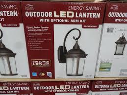 full image for altair lighting outdoor led lantern 950 lumen altair lighting outdoor led lantern black