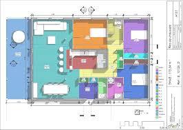 plan maison 3 chambres plain pied plan de maison plain pied 3 chambres plan maison gratuit le bon