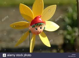 windmill garden ornament stock photo royalty free image