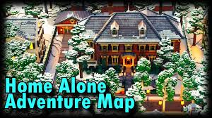Adventure Map Home Alone Adventure Map Minecraft Rd1 Youtube