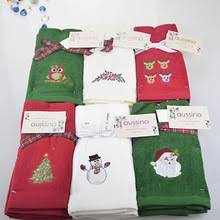 christmas towels buy christmas embroider towels and get free shipping on aliexpress