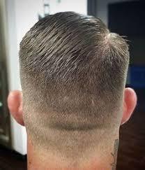 nape of neck haircuts men side part barbershops pinterest signs