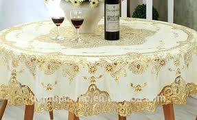 gold polka dot table cover heavy duty disposable tablecloth perky polka dots disposable plastic