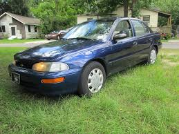 new used cpo geo prizm for sale