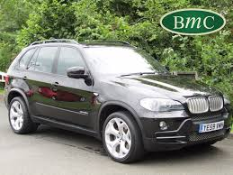 Bmw X5 63 Plate - used bmw x5 black for sale motors co uk