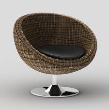 Nico Swivel Chair Swivel Chair 3d Models Turbosquid Com