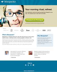 35 beautiful landing page design examples to drool over with