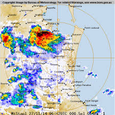 Weather Radar Maps Radar Photo Shows Storms Over Brisbane Abc News Australian
