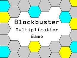 Multiplication Block Busters This fun multiplication game can be played by up to   players at Pinterest