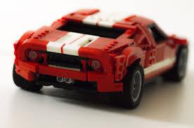 ferrari lego instructions lego ideas ford gt