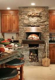 bilotta traditional kitchens pizza oven home kitchens