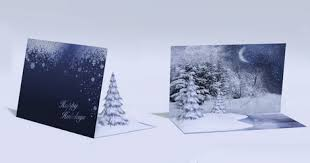 3d christmas cards second marketplace perm mi mesh creative 3d christmas