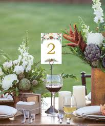 reserved signs for wedding tables table numbers wedding table numbers 4x6 wedding table signs 1 40