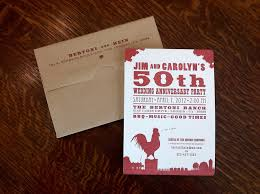 letterpress wedding invitation to crow about santa barbara