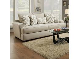 sofa super store albany 8686 transitional sofa with wide arms furniture