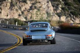 singer porsche blue virginia u0027 a porsche 911 by singer motrolix