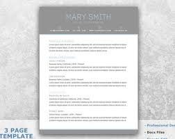 Resume Cover Sheet Template Word Resume Template Cv Professional Free Cover Letter