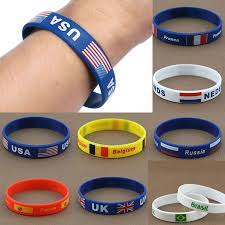 rubber silicone bracelet images Country flags silicone bracelet country flags silicone bracelet jpg
