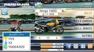 drag bike apk dragbike malaysia by budak ciku updated dragbike malaysia by