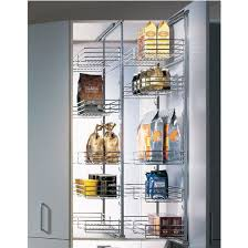 Pull Out Pantry Cabinets Hafele Pantry Pull Out Systems Kitchensource Com