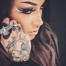 eyeliner tattoo five dock 85 best jackie hovorka images on pinterest hair and makeup hair