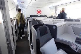 plan si es boeing 777 300er air review air canada business class 777 heathrow to toronto